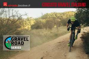 circuito gravel road series sponsorizzato da specialized