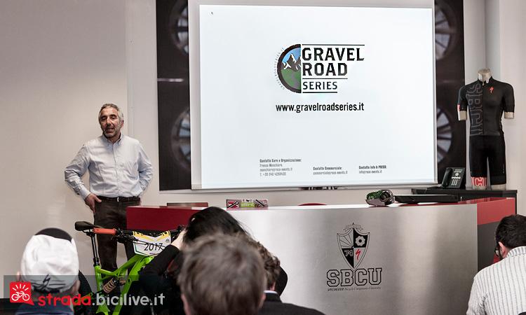 presentazione circuito Gravel Road Series