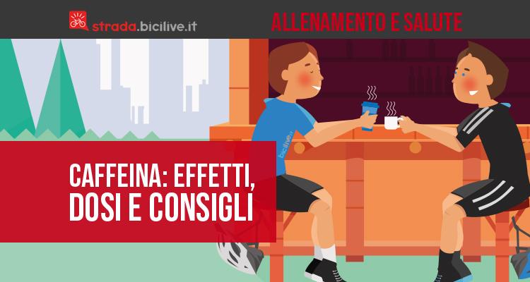 Caffeina e performance sportiva: effetti, dosi, consigli