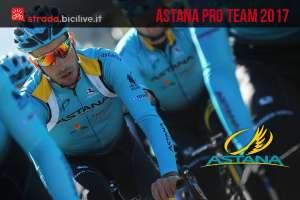astana pro team 2017