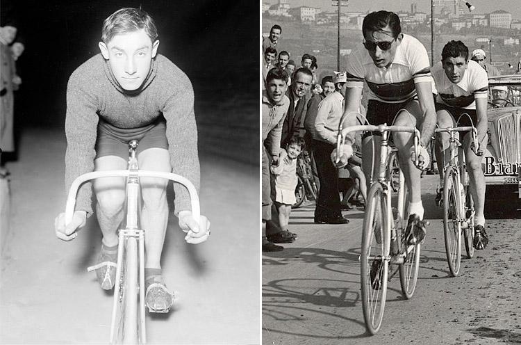 girardengo e coppi ciclisti della provincia di alessandria