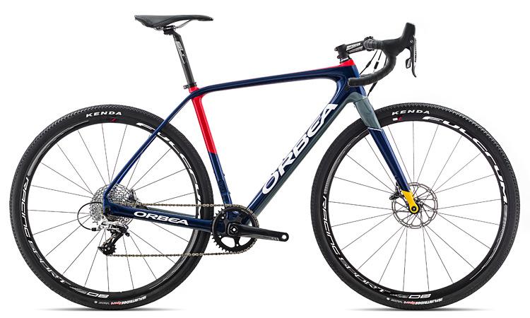 Orbea Terra M31D per il ciclocross e il gravel