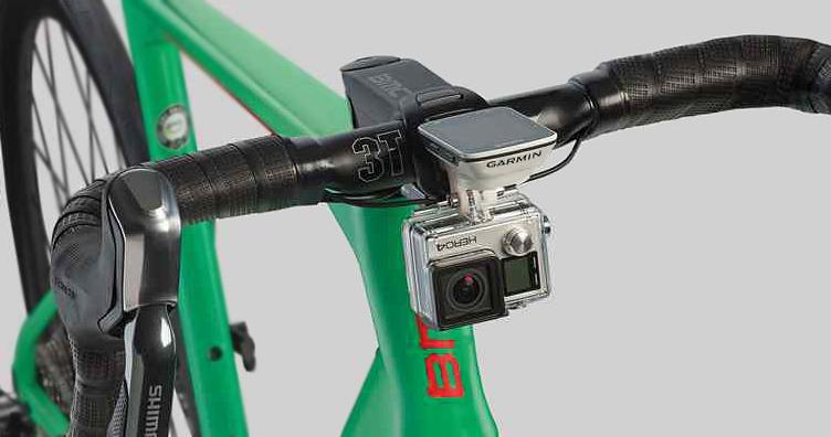Integrated Cockpit Stem per il montaggio di accessori sulla bici