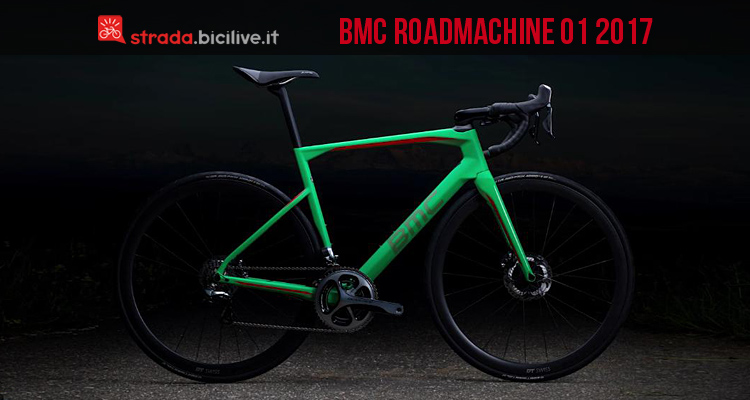 bmc roadmachine 01 dura ace di2 2017