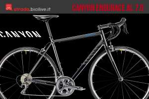 canyon endurace al 7.0