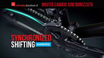 synchronized shifting shimano