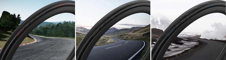modelli di pneumatici pirelli p zero
