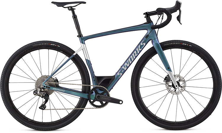 gravel bike specialized s-works diverge