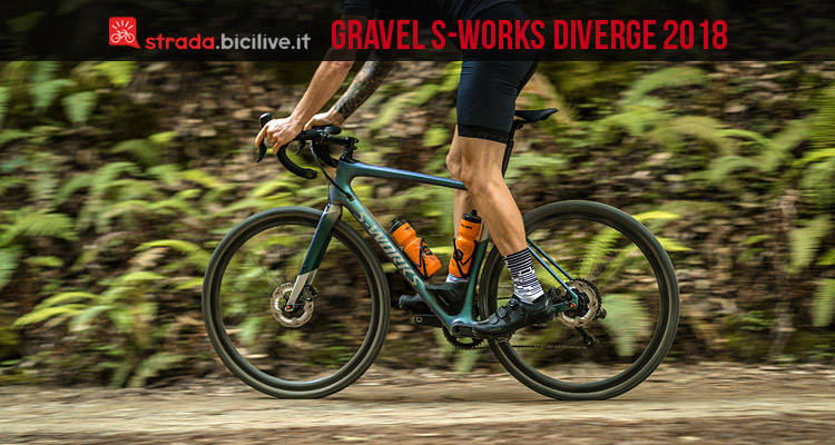 specialized s-works diverge 2018 gravel