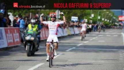 nicola gaffurini vince con superop