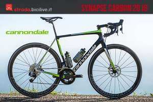 nuova cannondale synapse carbon 2018