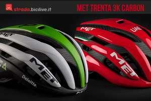 casco met trenta 3k carbon