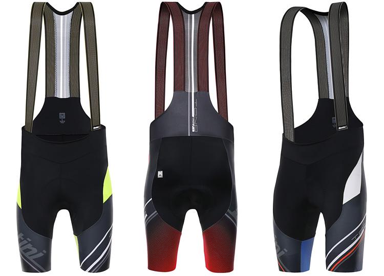 pantaloncini da ciclismo Santini Toro
