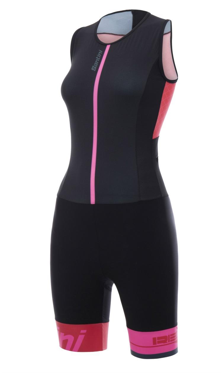 Santini Redux body femminile triathlon