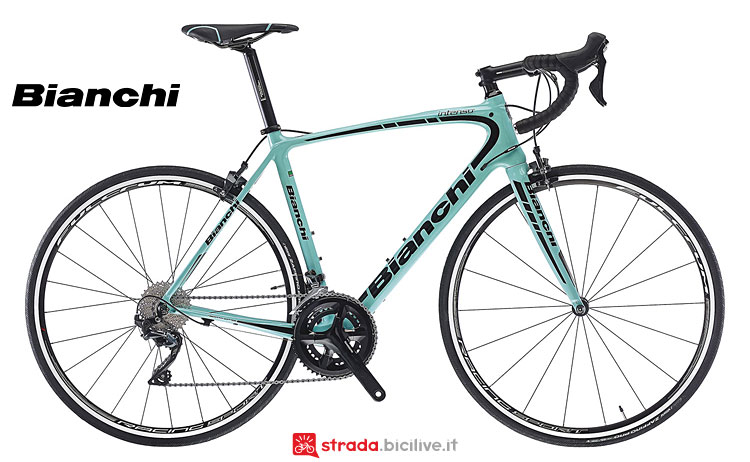 Bianchi Intenso Ultegra 2018