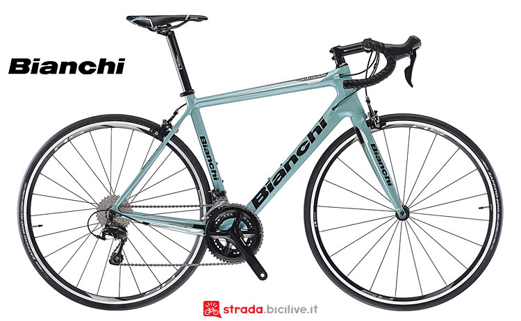 bianchi intrepida entry level 2018