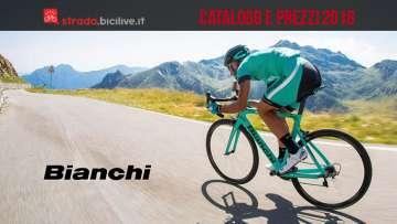 ciclista con bici da corsa bianchi 2018