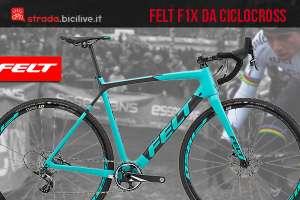 bdc da ciclocross felt f1x del campione del mondo van aert