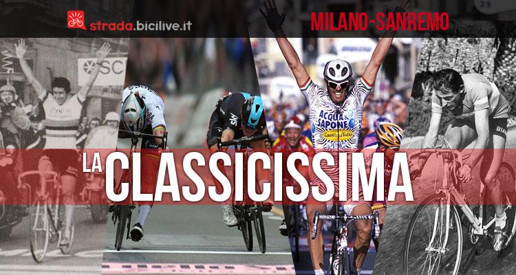 Milano-Sanremo: la storia, il percorso, i vincitori della Classicissima