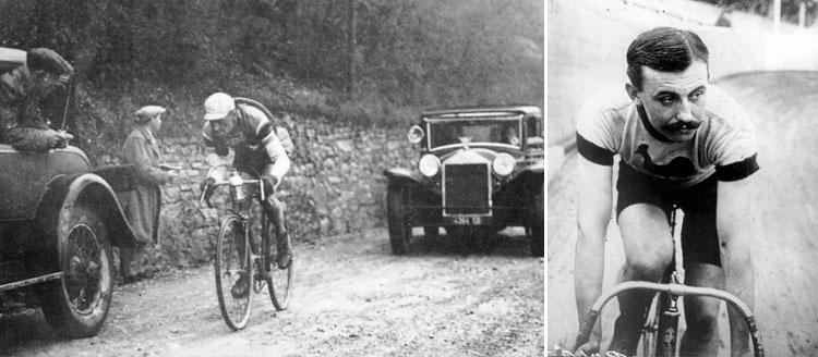 primo vincitore della milano-sanremo 1907 Lucien Petit-Breton.