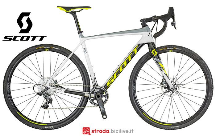 bdc da ciclocross con monocorona addict cx rc disc