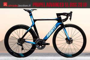 bdc aero giant propel advanced sl disc 2018