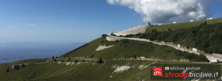 sacrario militare il cima al monte grappa