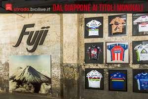 storia del marchio di bici Fuji