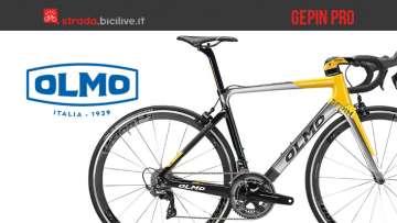 Bici da corsa Olmo Gepin Pro 2018
