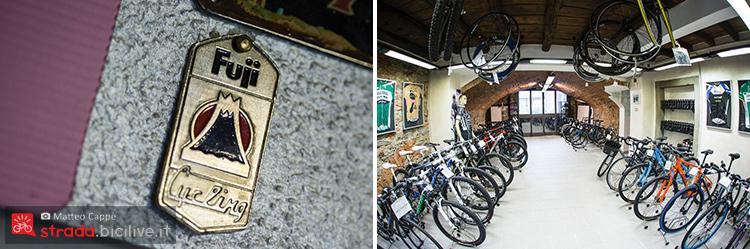 foto del fuji bike store