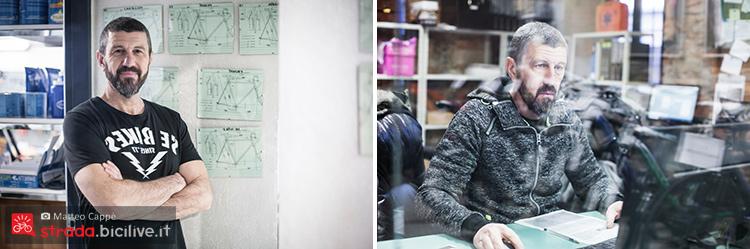 foto di marco belotti del fuji bike store