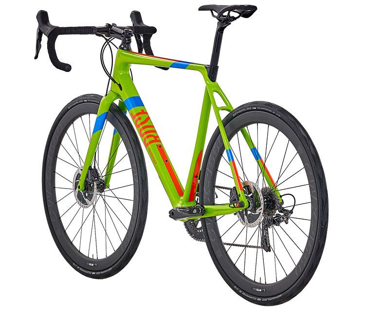 bici da gravel e ciclocross rose backroad