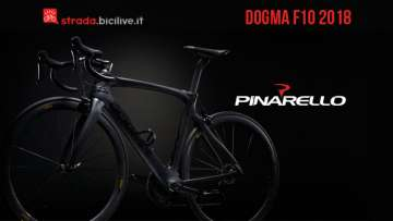 Bici da corsa Pinarello Dogma F10 2018