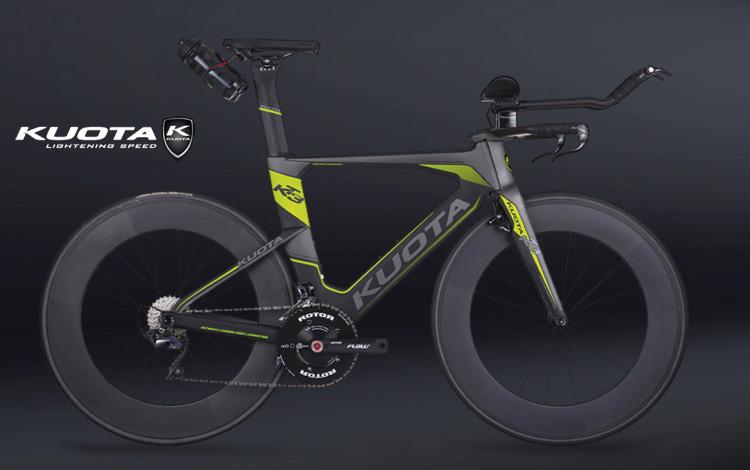 Bicicletta Kuota KT03 2018