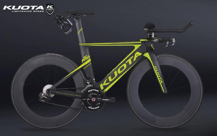 Bicicletta da triathlon Kuota KT05 2018