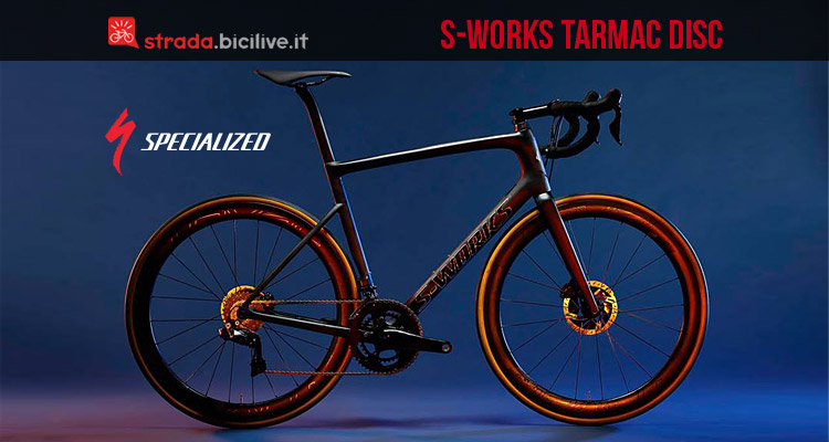 bdc Specialized Tarmac S-Works Disc