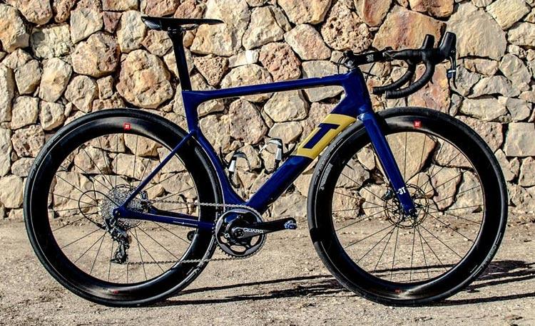 bdc 3T Sport Monocorona con copertoni Pirelli
