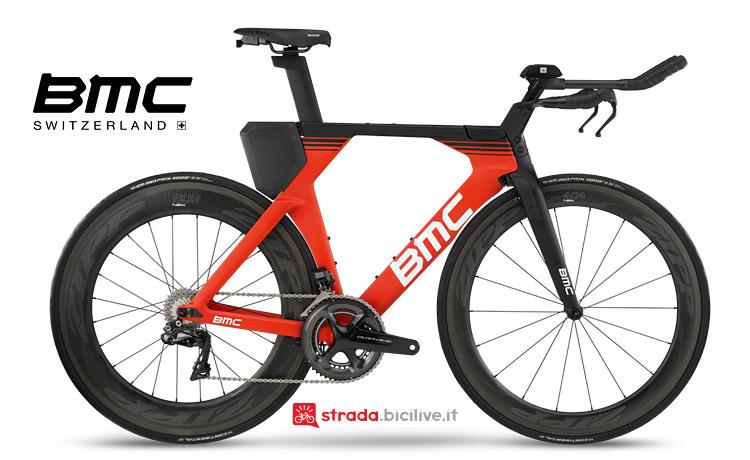 bicicletta più cara BMC 2018