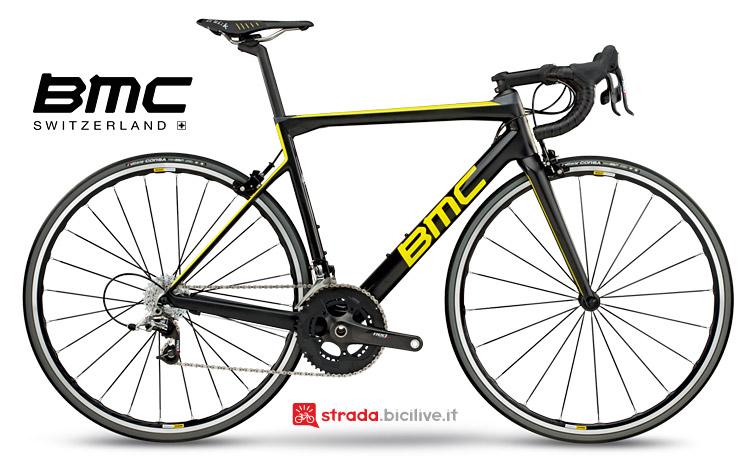 BMC TeamMachine SLR01 Two con gruppo Sram Red 2018