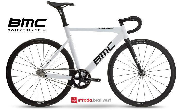 fixed da pista BMC TrackMachine 2018