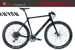 foto della canyon roadlite ltd 2018
