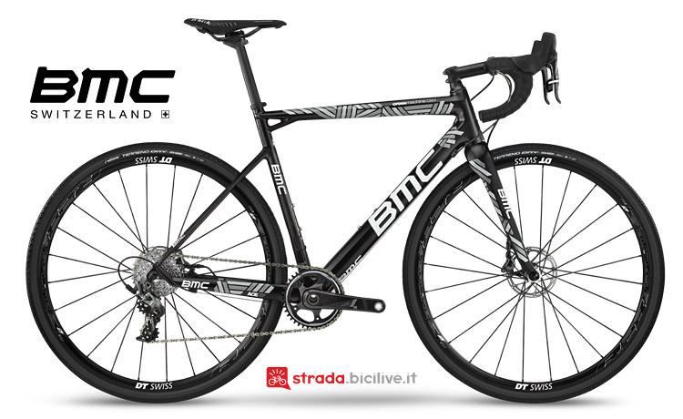 bici da ciclocross BMC Cross Machine 2018