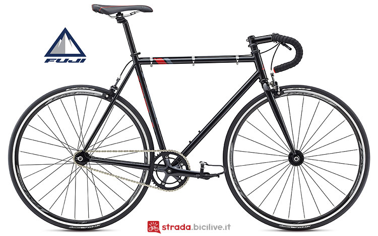 Fixed bike Fuji economica