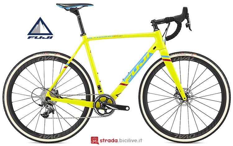 bdc da ciclocross da gara Fuji Altamira CX 1.1