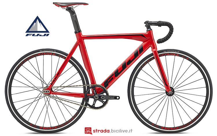 bicicletta a scatto fisso Fuji Track Pro