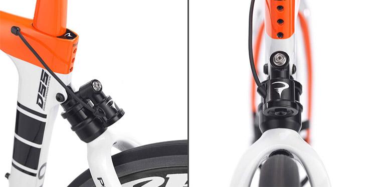 ammortizzatore HiRide Endurance Smart Adaptive Suspension