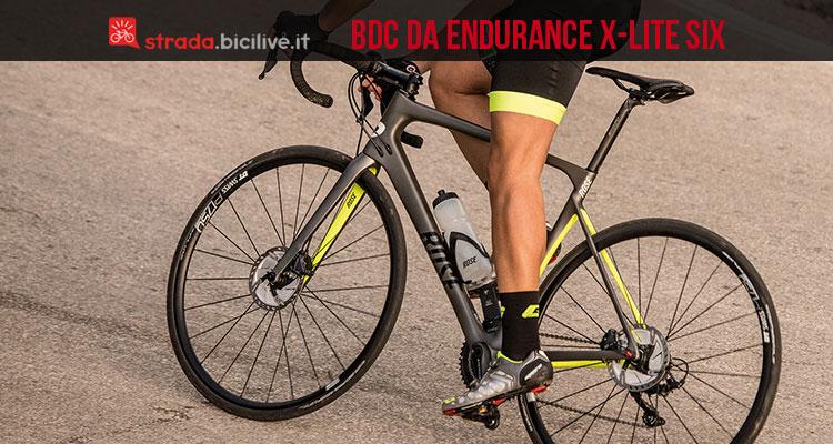 bici da corsa da endurance Rose X-Lite Six
