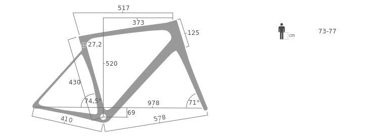Geometrie della Rose X-Lite Six