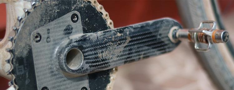 guarnitura 3T Torno in una bici gravel