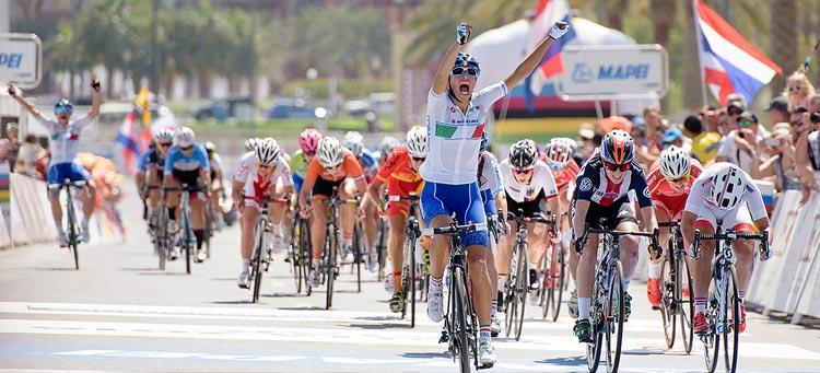Elisa Balsamo vince i mondiali juniors